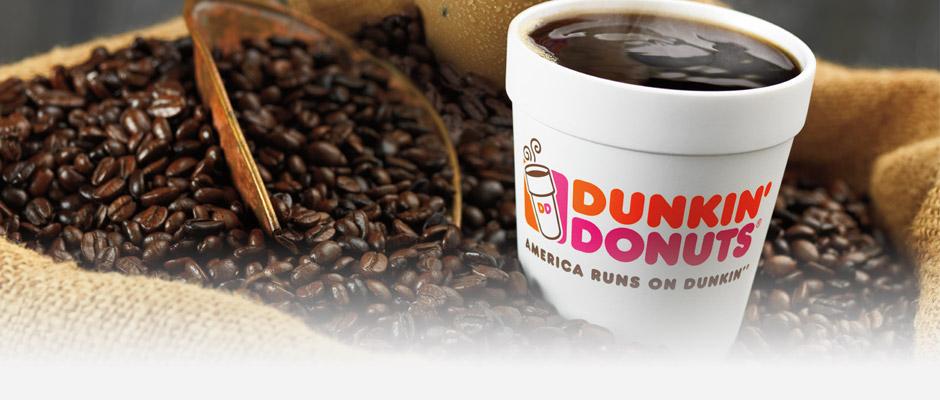 Dunkin'Donuts_Coffee